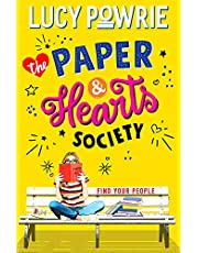 The Paper & Hearts Society 01: Book 1: Find your people in this joyful, comfort read – the perfect bookish story for the Snapchat generation.