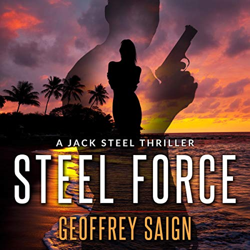 Steel Force audiobook cover art