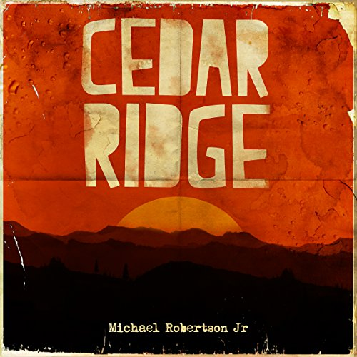 Cedar Ridge audiobook cover art