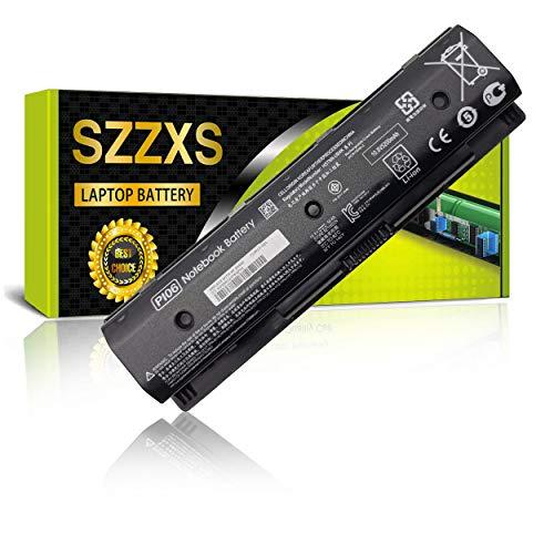 Remplacer Batterie PI06 LB4N PI09 YB4N pour HP Pavilion 14 15 17 Series Envy TouchSmart 14 14Z 14T 15 15Z 15T 17 17Z 17T M7 M7T batterie netbook 710416 batterie hp 710417-001-10,8V 5200mAh