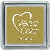 Colore Tampone per timbri Metallizzato Tsukineko Ultimate Oro