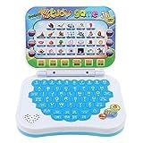 Kinder Laptop Spielzeug Frühe Pädagogische Lernmaschine Spielwa Lerncomputer Darunter 5 Lernmodi, Baby