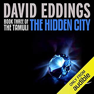 The Hidden City cover art