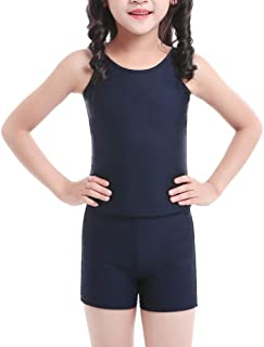 COCO1YA(ココイチヤ) スクール水着 セパレート水着 女子 女の子水着 ガールズ水着 スイミング スイムウェァ 女児 練習用 プール 110 120 130 140 150 160 170