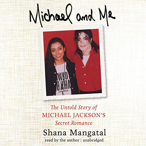 Michael and Me audiobook cover art