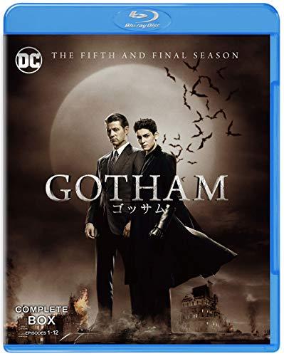 GOTHAM/ゴッサム (ファイナル)コンプリート・セット(2枚組) [Blu-ray]