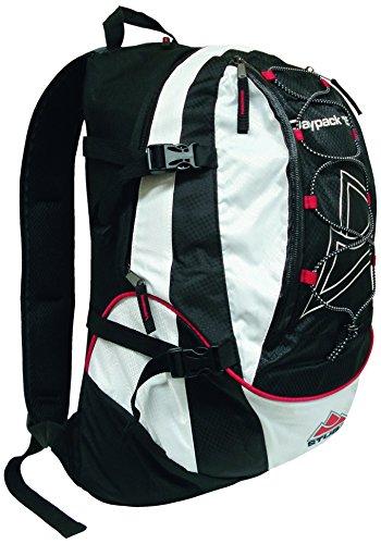 Stubai Rucksack Daypack, Weiß, 20 x 20 x 20 cm, 15 Liter, 950003
