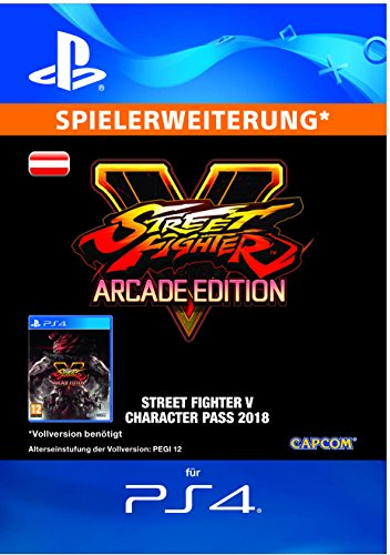 STREET FIGHTER V Season 3 - Character Pass Edition | PS4 Download Code - österreichisches Konto