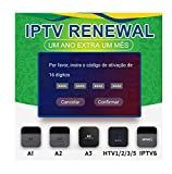 CHENKIYA IPTV Brazil Subscription Activate Service for A1 2 3 HTV5 3 1 Brazilian Box Renew IPTVPLUS IPTV 5 6 1year Plus one Month
