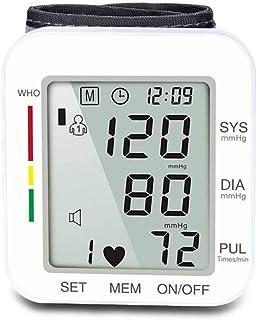 Monitor De Presión Arterial para Brazo, Esfigmomanómetro Manguito Medidor De Hilo Medición Tensiómetros Digitales Regalo De Salud Monitor De Presión Arterial para Uso Doméstico
