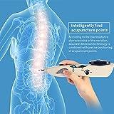 Acupuntura Masaje Pen, Pointer Fisioterapia, Pluma de Masaje de Acupuntura, 10.8 X 4.5 X 2 Pulgadas Sistema de Herramientas de Puntero de Alivio de Dolor y Cuidado de Salud Electrónico Digital