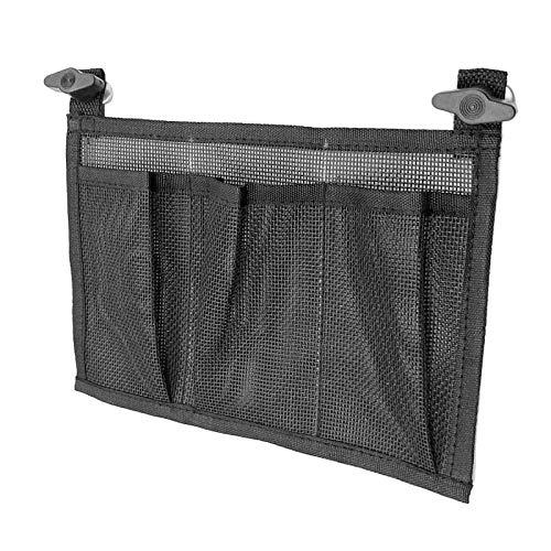 SM SunniMix 9,4x6,7 Zoll Durable Meeres Boot-Tools Lagerung Mesh Tasche Pouch Yacht Kajak Kanu Beiboot Getriebe Bier Tackle Box net Halter Veranstalter