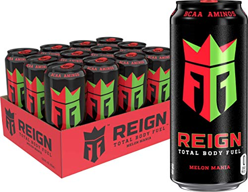 Reign Total Body Fuel, 16 Fl Oz (Pack of 12)