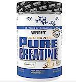 WEIDER Pure Creatine Powder, Creapure...