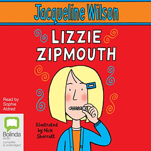 Lizzie Zipmouth cover art