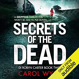 Secrets of the Dead audiobook cover art