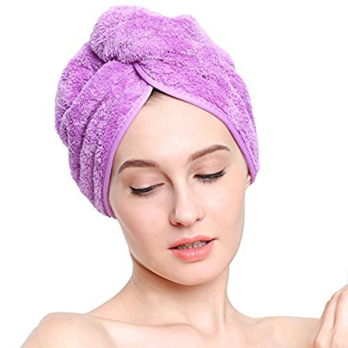 Cimary turbante, cabello seco pa?o, toalla de cabeza, Absorbent Large Hair turbante Wrap Towel Fast drying