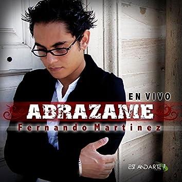 Abrazame (En Vivo)