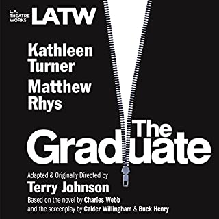 The Graduate audiobook cover art