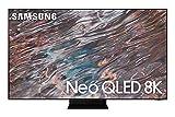 Samsung QE85QN800AATXZT Smart TV 85' Neo QLED 8K, Ultra HD, Processore Neo Quantum 8K con IA, Quantum HDR,...