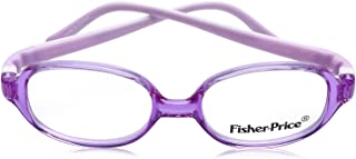 Fisher-Price FPV36 Rectangular Medical Glasses for Kids - Purple