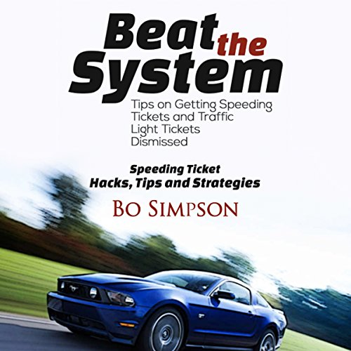 How to Beat a Speeding Ticket Book audiobook cover art