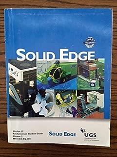 Solid Edge Fundamentals Student Guide Version 19 Volume 2