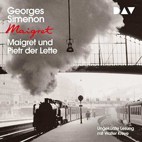 Maigret und Pietr der Lette Titelbild