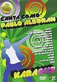 Karaoke Pablo Alboran [DVD]