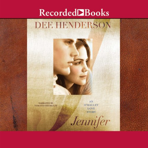 Jennifer audiobook cover art