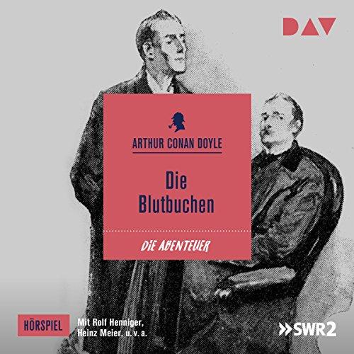 Die Blutbuchen (Die Abenteuer des Sherlock Holmes - Hörspiel 12) audiobook cover art