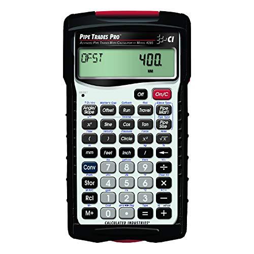 Rohr-Trades Pro 4095Advanced Handels Mathematische Taschenrechner