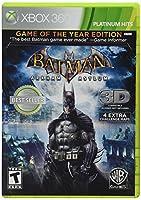 3D Batman Arkham Asylum Game of the Year Edition (XBOX360 輸入版 北米)