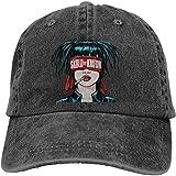 Photo de Aghdfssdhg KMFDM Skold Vs. KMFDM Wild Casquette Baseball-Caps Black Cotton Adjustable Unisex Hat Gift,One Size par