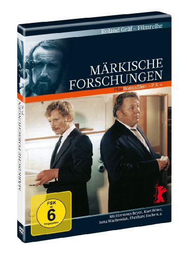 Märkische Forschungen (+ Bonusfilm: P.S.)