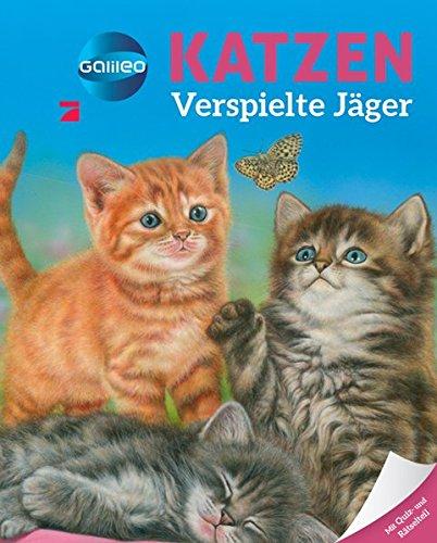 Galileo Wissen: Katzen - Verspielte Jäger