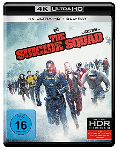 Produktbild von The Suicide Squad (4K Ultra HD) (+ Blu-ray 2D)