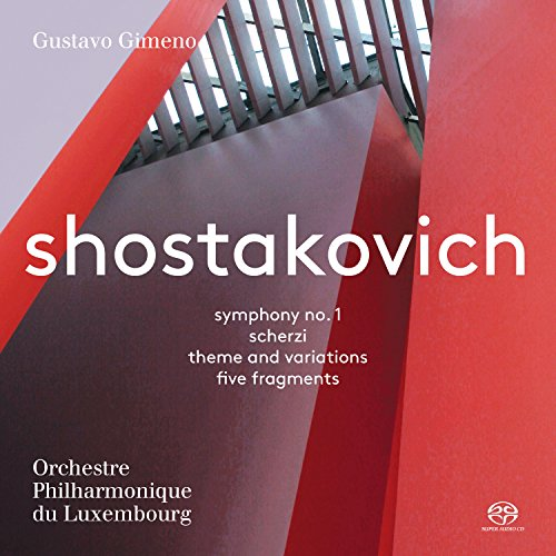 Shostakovich: Symphony No 1/Ot