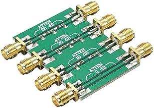 6GHz 2W Fixed Mini-Type Attenuator Pad Ccylez SMA Attenuator Kit 10db SMA-JK Male to Female RF Coaxial Attenuator