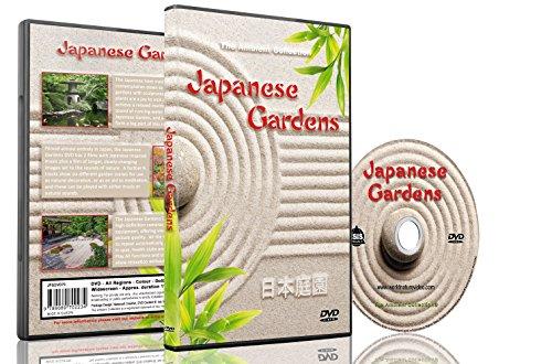 DVD Reposant Zen Jardins Japonais pour se reposer et méditer