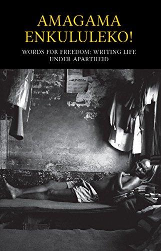 Amagama Enkululeko!: Words for Freedom (English Edition)