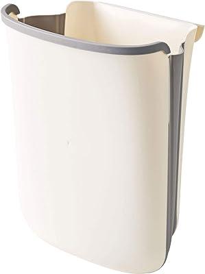 コジット 薄く畳める 引っ掛け ゴミ箱 容量/6l