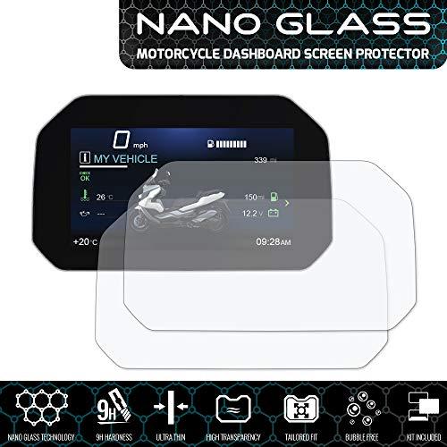 Speedo Angels NANO GLASS Screen Protector para C400GT Connectivity (2019+) x 2