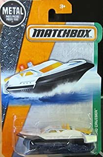MATCHBOX 2016 MBX Explorers Hydro Cruiser 100/125 by Matchbox