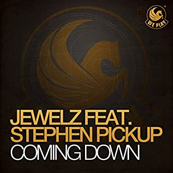 Coming Down (feat. Stephen Pickup)