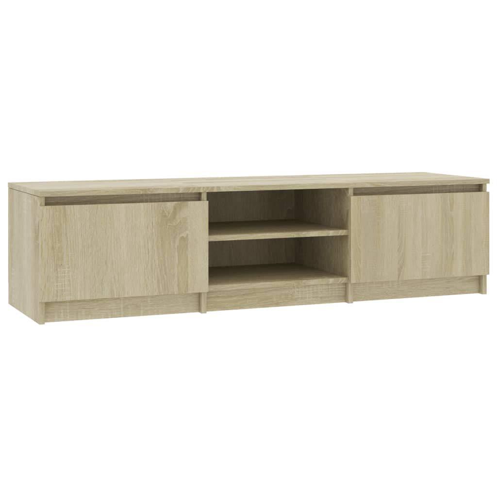 IKEA BESTA TV-Bank in Schwarzbraun; (120x40x38cm): Amazon