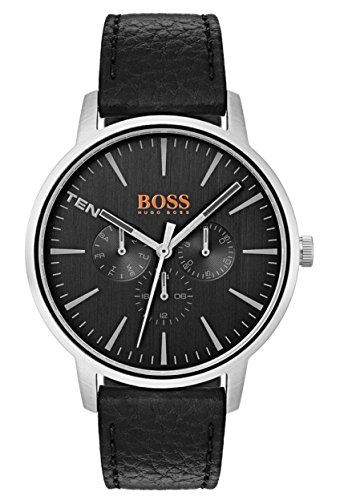Hugo Boss Orange Unisex-Armbanduhr 1550065