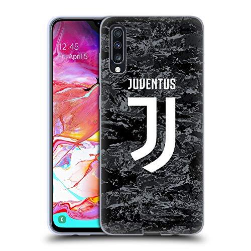 Head Case Designs Offizielle Juventus Football Club Home Goalkeeper 2019/20 Race Kit Soft Gel Huelle kompatibel mit Samsung Galaxy A70 (2019)