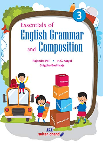 Essentials of English Grammar and Composition - Class 3 (2020-21 Session) (English Edition)