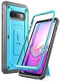 SUPCASE Coque Samsung S10, Coque de Protection Robuste Anti-Choc avec Béquille +...
